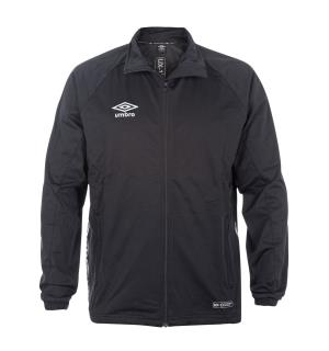 UMBRO UX-1 Travel Jacket Sort XXL Reisejakke i god kvalitet